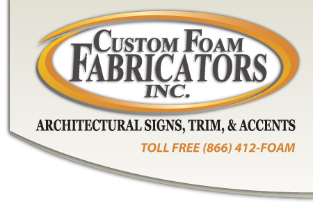 Custom Foam Fabricators Logo