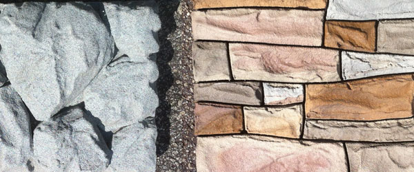 Faux Stone Pattern Examples